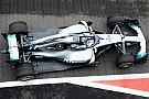 Formule 1 La Mercedes W09 impressionne par son étroitesse