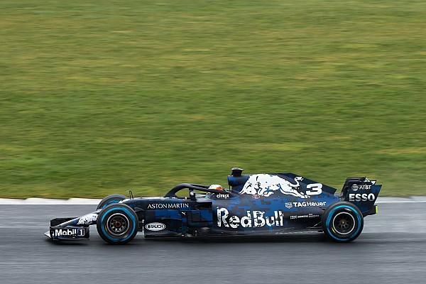 Formula 1 Curiosità Red Bull: ecco il video a 360° della RB14 in pista a Silverstone