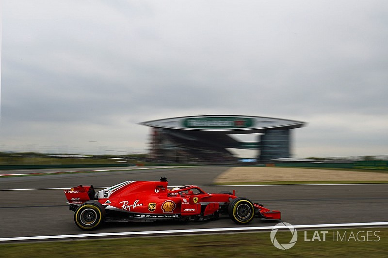 The call that leaves the Chinese GP in the balance