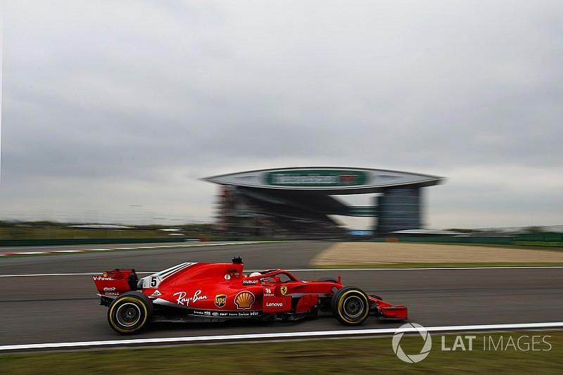 La influencia de los neumáticos en el GP de China