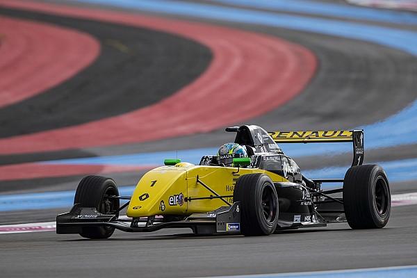 Formule Renault Nieuws FR 2.0 Paul Ricard: Fewtrell domineert tweede race, Verschoor vijfde