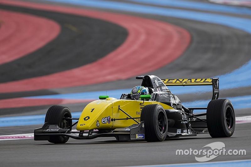 FR 2.0 Paul Ricard: Fewtrell domineert tweede race, Verschoor vijfde