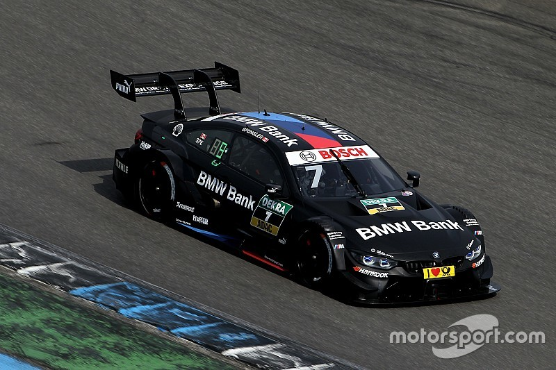 Spengler puts BMW on top in Hockenheim DTM test