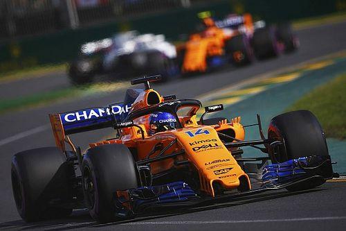 """Alonso pointe une 5e place attendue, Boullier """"se sent mal"""" pour Haas"""