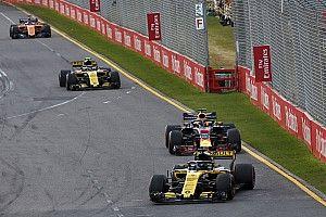 Renault pide que no haya desarrollo de los motores en 2019-2020