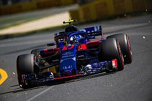 Honda replaces engine parts for Bahrain GP