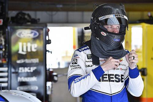 Brad Keselowski tops Truex in final practice at Richmond