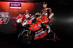 WSBK Intervista Ducati, Davies: