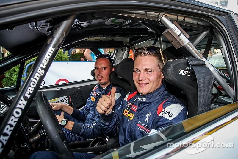 Simon Wagner è la nuova scommessa di Peugeot e Saintéloc