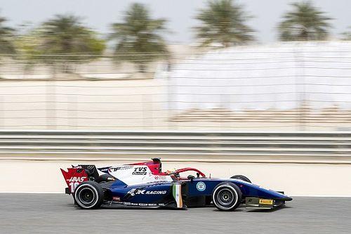 Bahrain F2: Maini endures fraught debut