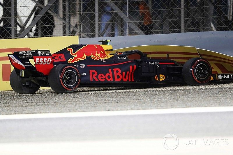 Verstappen says 150bhp power surge caused spin