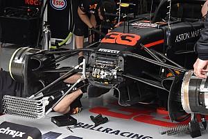 Формула 1 Избранное Гран При Бахрейна: шпионские фото технических новинок. Часть 2