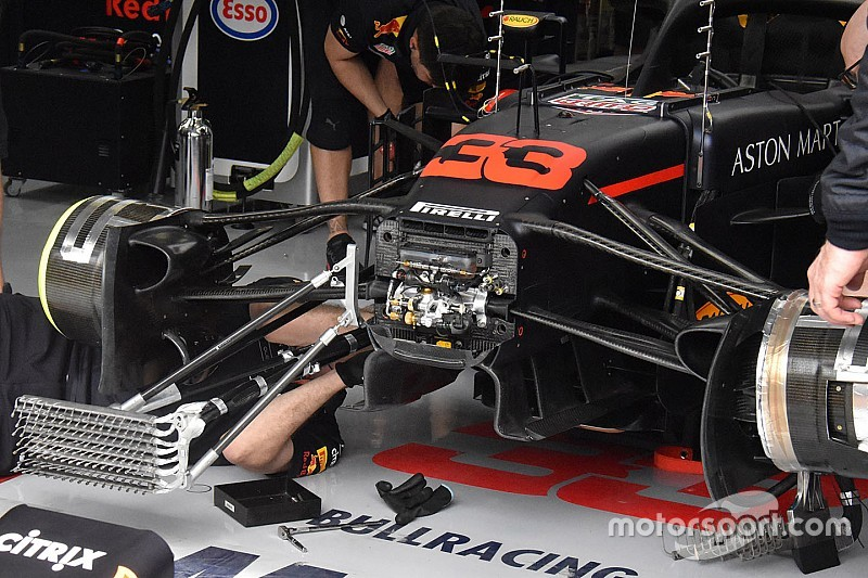 Bahrain GP: Latest tech updates, direct from the garages