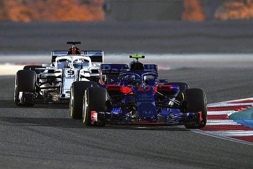 Dank Setup-Offenbarung: Toro Rosso in den Top 10