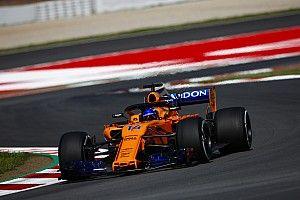 """Alonso : """"C'est beaucoup mieux"""" avec les évolutions"""