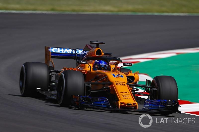Nieuwe turbo Alonso voor kwalificatie