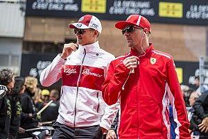 """Ericsson ammette: """"Quando Kimi ha firmato, ho pensato che fosse una cattiva notizia per me..."""""""