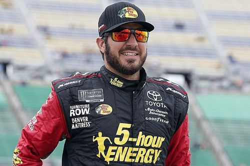 "Truex says Fords have ""an unfair advantage"" as Harvick wins again"
