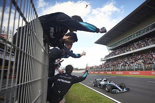 Hamilton diz que usou vitória tranquila como sessão de teste