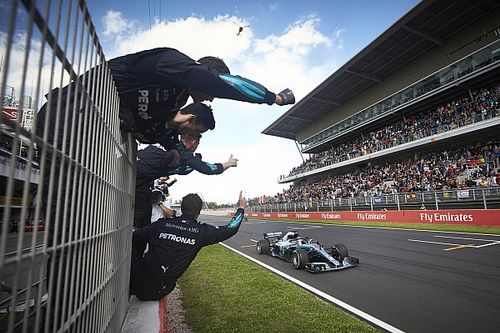 Hamilton y lo útil que fue el GP de España