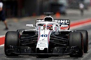 Kubica niet bang voor F1-rentree na jarenlange afwezigheid