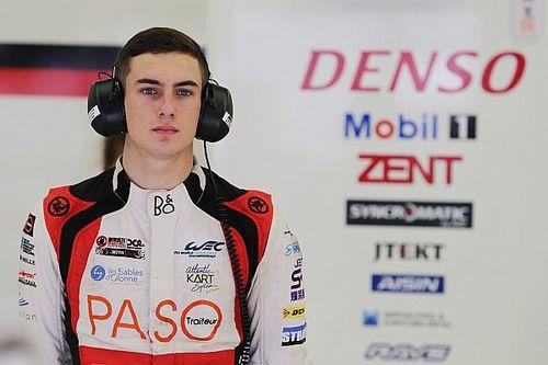 Toyota trekt Laurent aan als reserverijder