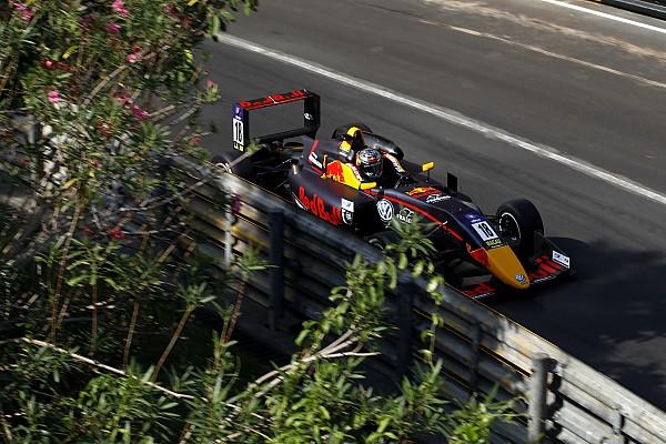 F3 最后一弯决胜负,蒂克顿赢下F3世界杯