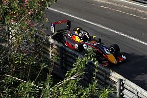 Macau GP: Ticktum wins as top two crash at final corner