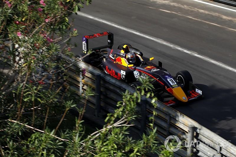 Macau GP: Son virajda liderler kaza yaptı, 3. sıradaki Ticktum kazandı!