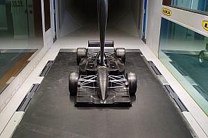 Prace rozwojowe w F1 zablokowane