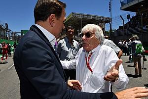 F1 Entrevista Ecclestone: