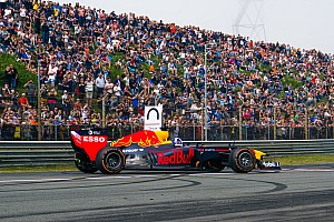 Coulthard backs Zandvoort's F1 race credentials