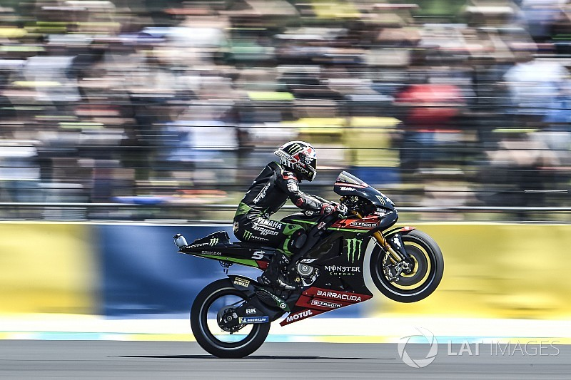 Live: Follow Le Mans MotoGP qualifying as it happens