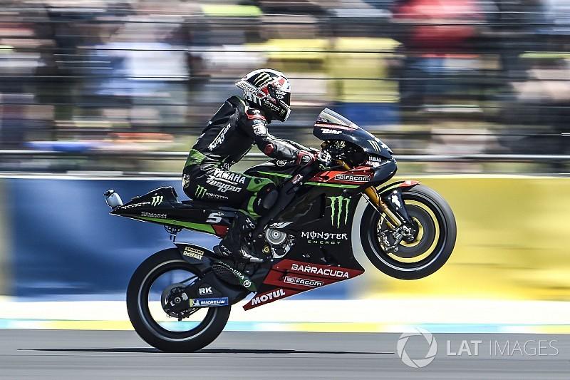 Zarco profeta in patria: è pole a Le Mans! In prima fila c'è Petrucci