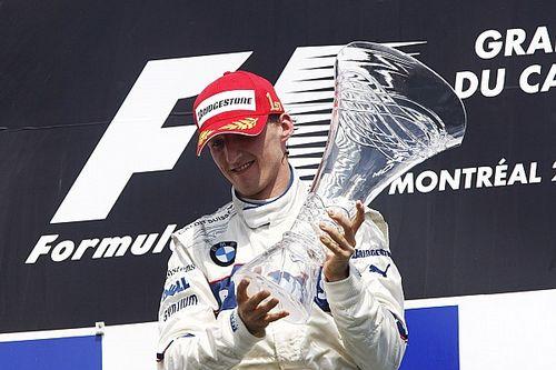 12 éve, hogy Kubica megszerezte az első és talán utolsó F1-es győzelmét