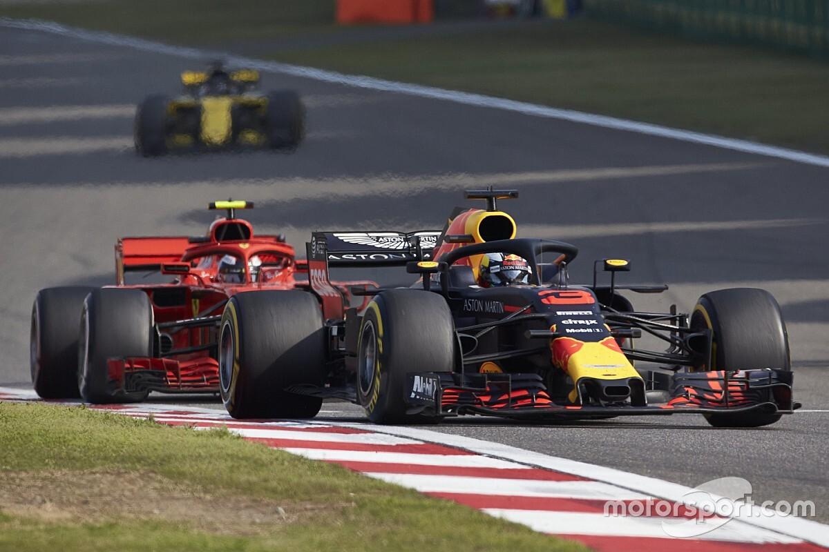 Kijktip van de dag: Ricciardo verovert China in 2018