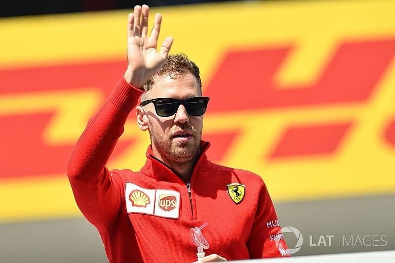 """Vettel: """"Aprecio que Max viniera a disculparse, las cosas se resuelven así"""""""
