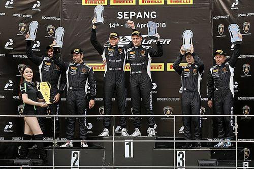 Sepang Super Trofeo: Ebrahim, Reddy start season with podium