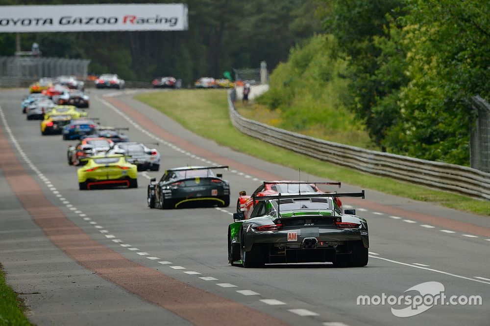 Le Mans: ecco la nuova entry-list, due LMP2 per Algarve