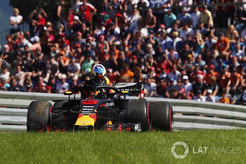 """Ricciardo : L'échappement """"a tué ma course"""""""