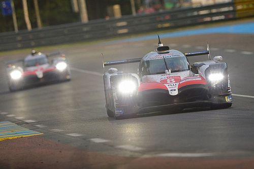 Les Toyota seront bien ralenties pour les 24 Heures du Mans
