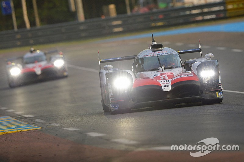 "Toyota accepted EoT change ""for WEC, but not Le Mans"""