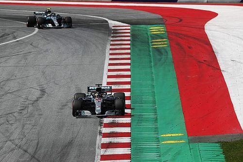 Hamilton confiesa que Mercedes no puede darse el lujo de perder puntos