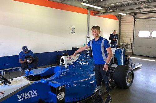 Traum erfüllt: Billy Monger mit Formel-1-Test überrascht!