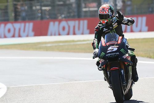 "Zarco still ""dreaming"" of finishing second in points"