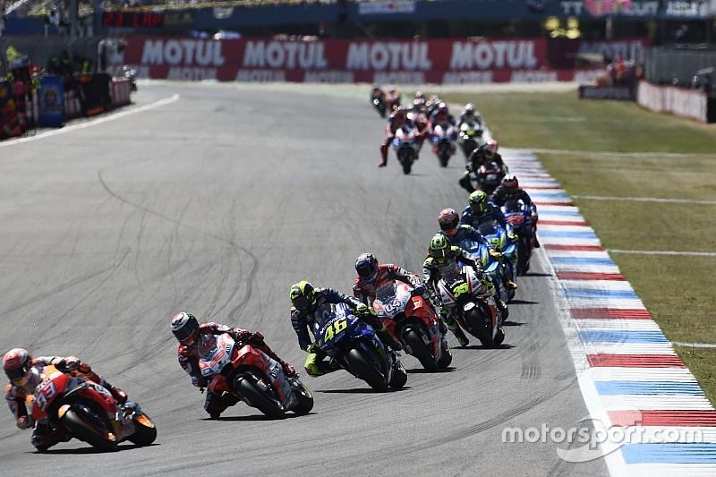 In beeld: De beste foto's van het MotoGP-seizoen 2018