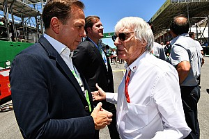 F1 Noticias Motorsport.com Ecclestone advierte: