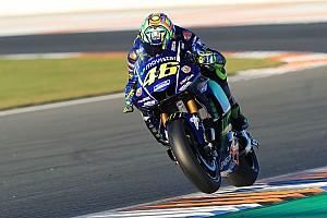 """MotoGP Noticias Rossi: """"Dicen que Zarco fue muy bien con la moto de 2017, me alegro por él"""""""