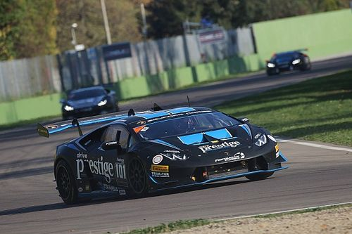 Lamborghini World Final: Agostini quickest in Pro qualifying