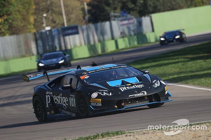 Lamborghini World Final: Agostini quickest in Pro qualifying